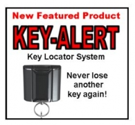 Key Alert Key Locator Systems