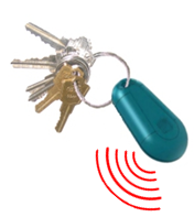 RFID Security Key Exit Alert Systems