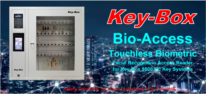 Bio-Access Touchless Access Reader