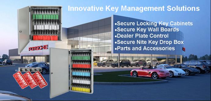 Secured Automotive Key Management System