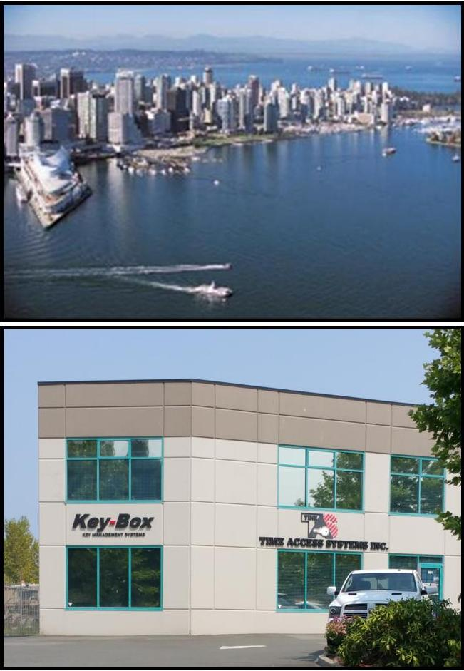 key-box systems maple ridge